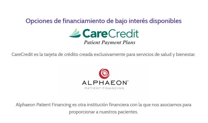 Financiamiento para cirugia de biopolimeros